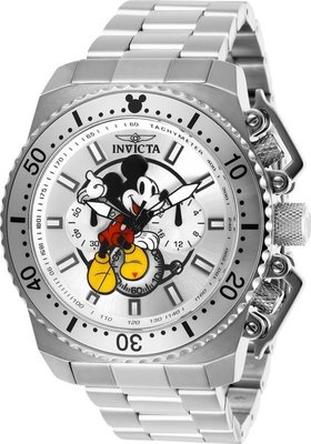 Invicta Disney Quartz Chronograph 27287 Mickey Mouse Limited Edition 3000pcs