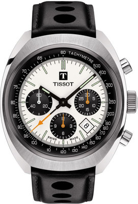 Tissot Heritage 1973 T124.427.16.031.00 Limited Edition 1973pcs