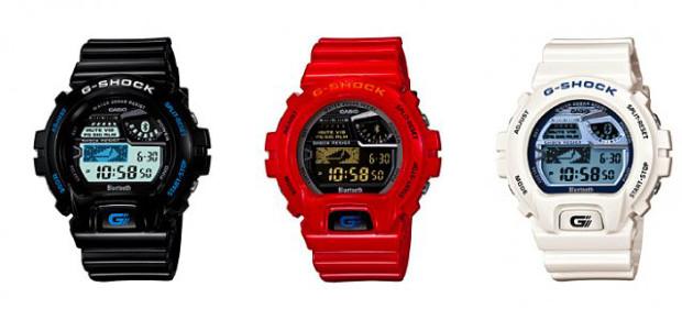 a419981c765 Hodinky Casio G-Shock GB-6900
