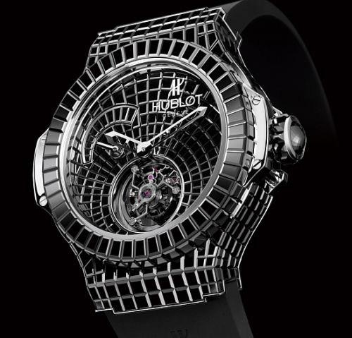 Hublot's Black Caviar Bang