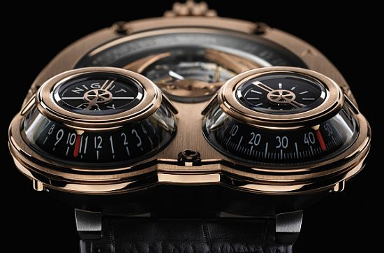 MB&F's Horological Machines