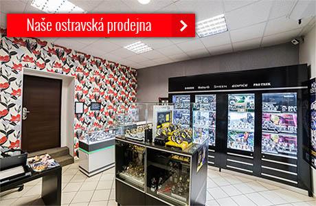 prodejna Ostrava